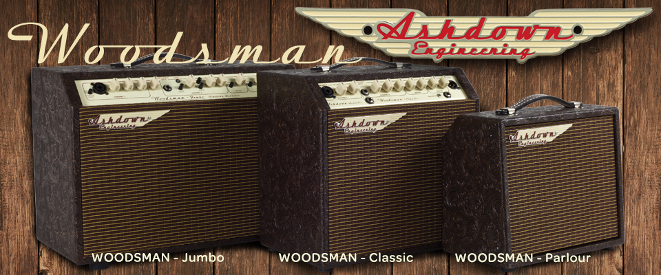 Ashdown Woodsman Acoustics