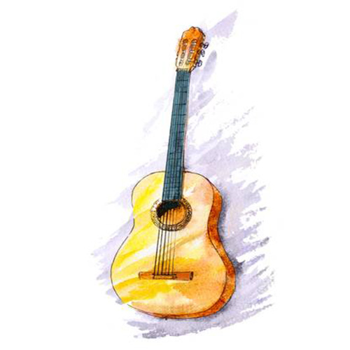 Nylon & Classical Guitars