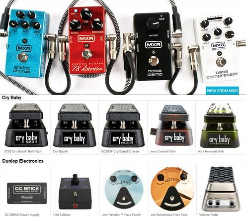 Guitar Fx Processors Pedals Musicians Warehouse Dubai