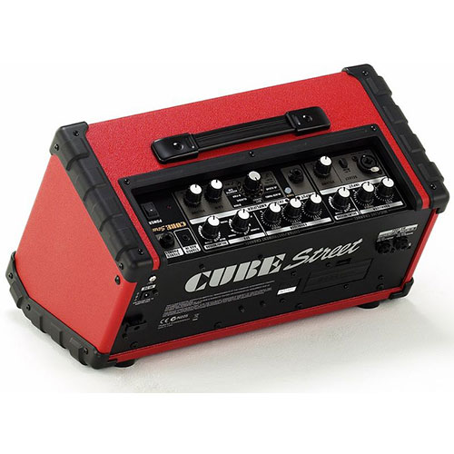 Roland CUBE Street Battery Powered Stereo Amplifier (RED)