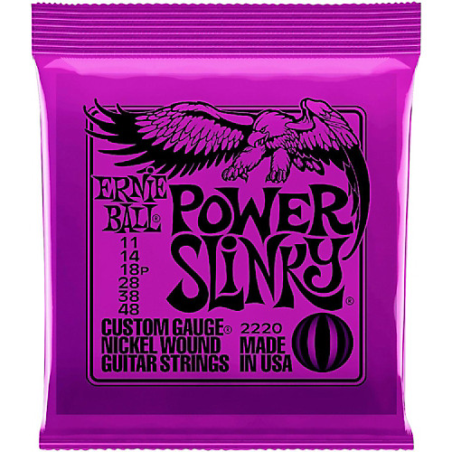 Ernie Ball 2220 Nickel Power Slinky