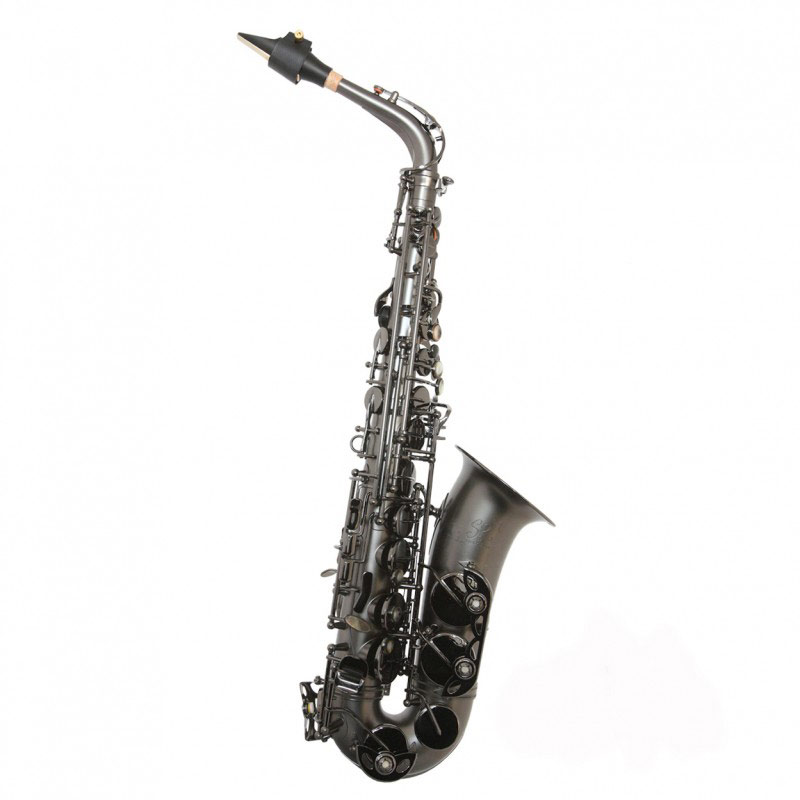 Trevor James - SR Series 374SR-BBF Black Frosted Alto Saxophone