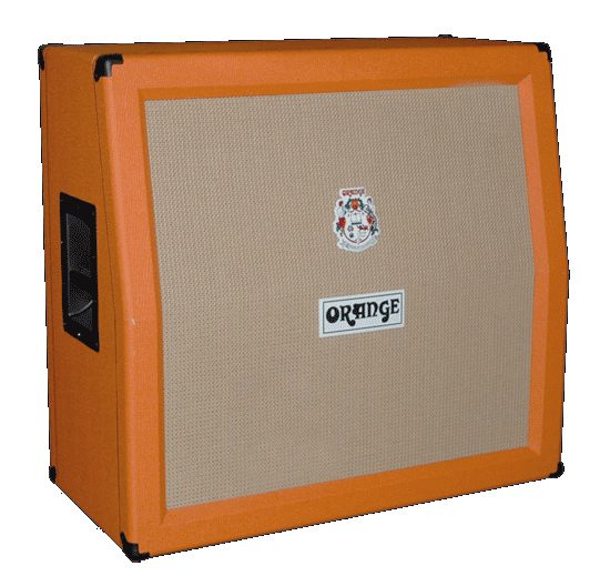 Orange PPC 412 Slope Front Cab 4x12