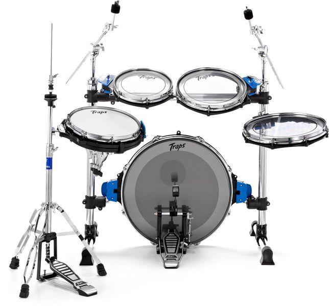 traps drums a400 portable acoustic drum musicians warehouse dubai. Black Bedroom Furniture Sets. Home Design Ideas