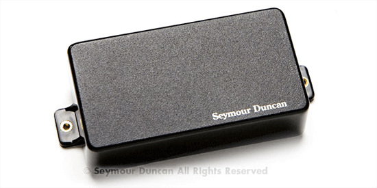 Seymour Duncan AHB-2b Blackouts Metal HB Blk Bridge