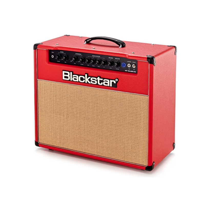 Blackstar HT Club 40 Red Limited Edition