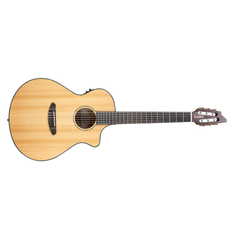 Breedlove_Pursuit Nylon Acoustic-Electric Guitar