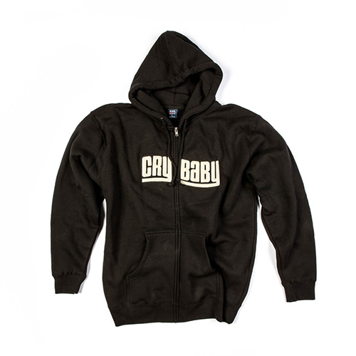 Crybaby DSD20-MZH-M Zip Hoodie
