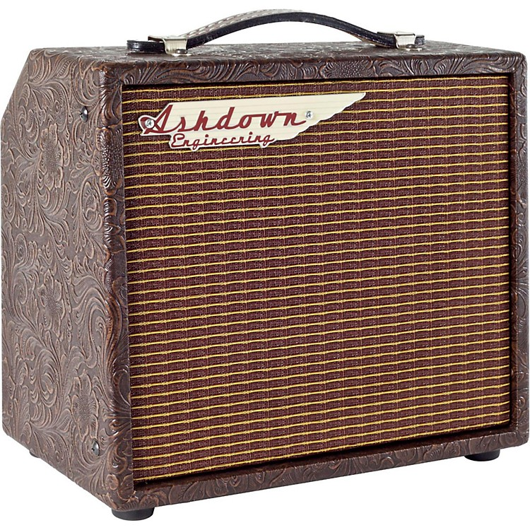 Ashdown Woodsman Parlour 25W 1x8 Acoustic Guitar Combo Amp with Reverb