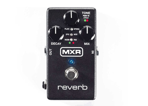 MXR M300UK Digital Reverb