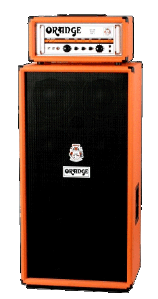 Orange OBC810 Speaker Cab 8x10