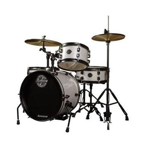 Ludwig LC178X029 The Pocket Kit - White Sparkle