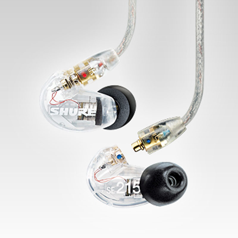 Shure SE215 Sound Isolating_ Earphones