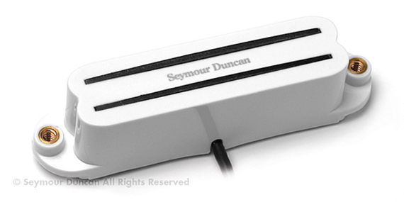Seymour Duncan SHR-1n Hot Rails Neck, Black