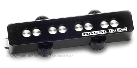 Seymour Duncan SJB-3b Quarter-Pound for J-Bass_, bridge