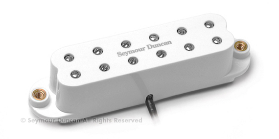 Seymour Duncan SL59-1b Little _59 Bridge, Black