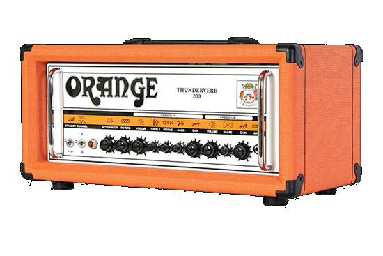 Orange Thunderverb 200w Head