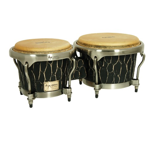 "Tycoon Percussions TBHC-800-BC 7"" & 8.5"" Master Hand-Crafted Original Series Bongos"