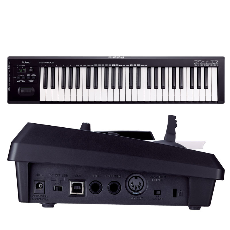Roland A-500S MIDI Keyboard Controller