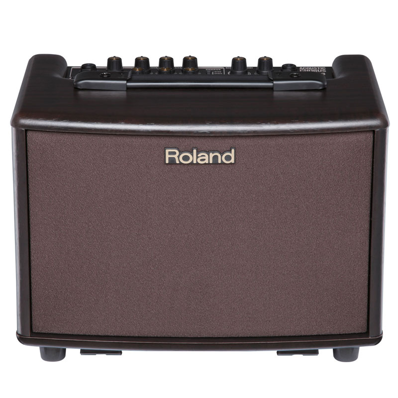 Roland AC-33-RW Acoustic Chorus Guitar Amplifier (Rose Wood)
