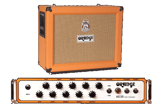Orange AD30TC Combo