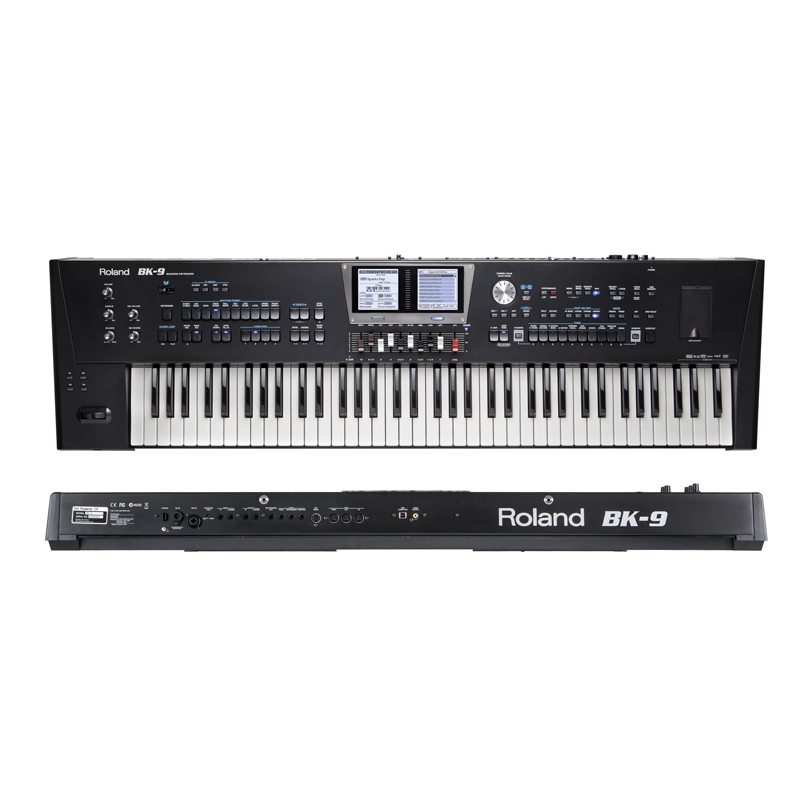Roland-BK-9-Backing-Keyboard