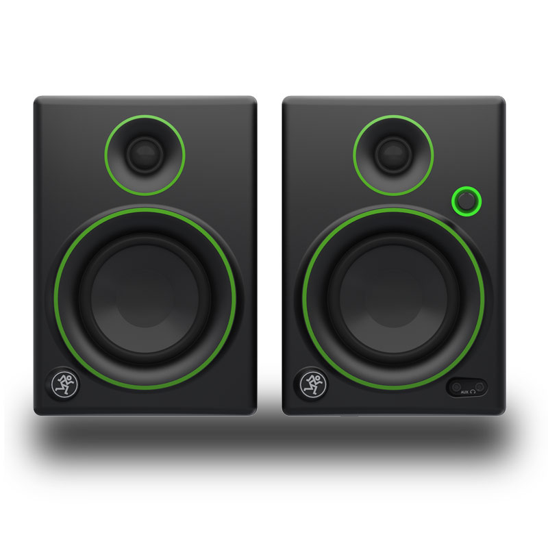 "Mackie CR4 4"" Multimedia Monitors"