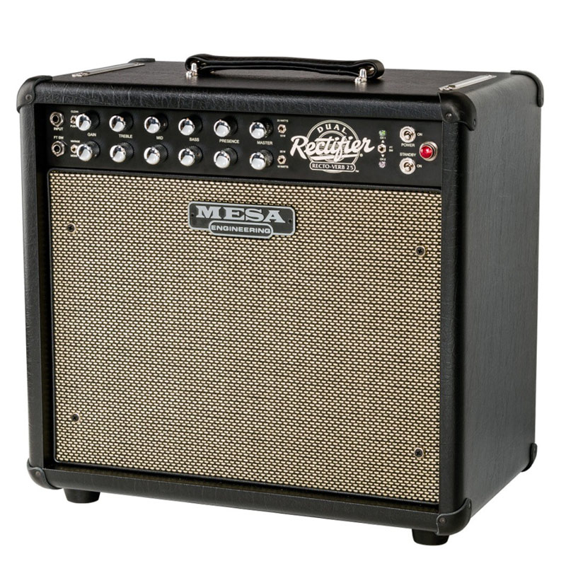 Mesa Boogie Recto Verb 25 1x12 Combo Guitar Amplifier