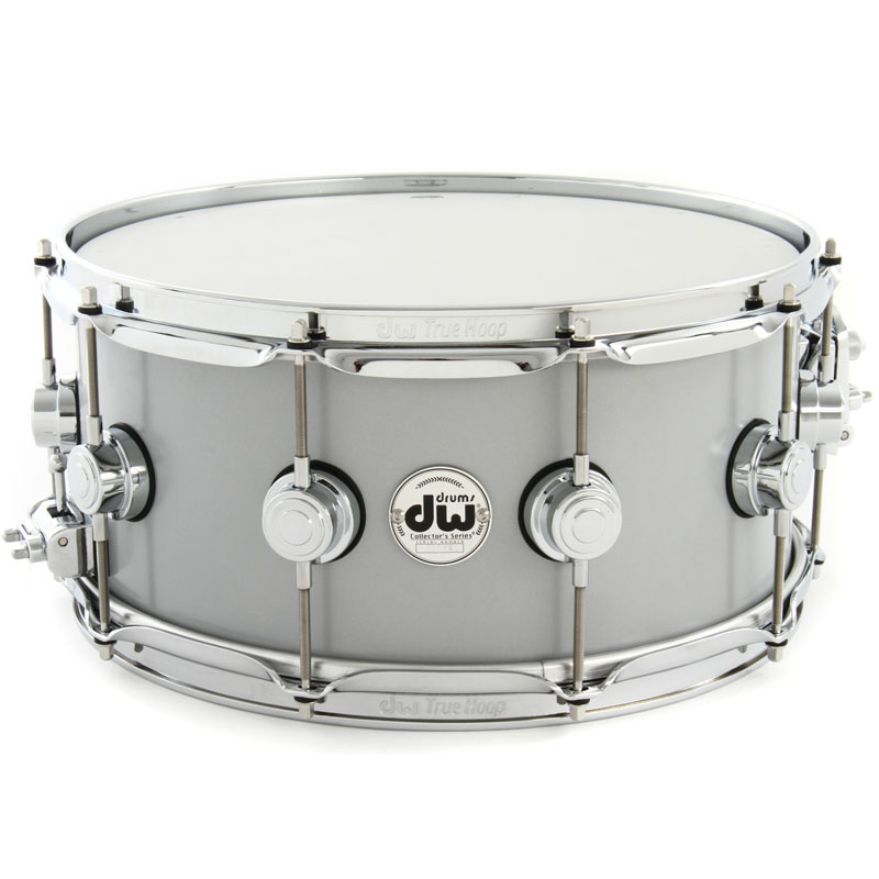 DW Collector Series Aluminum 5.5x14 Snare