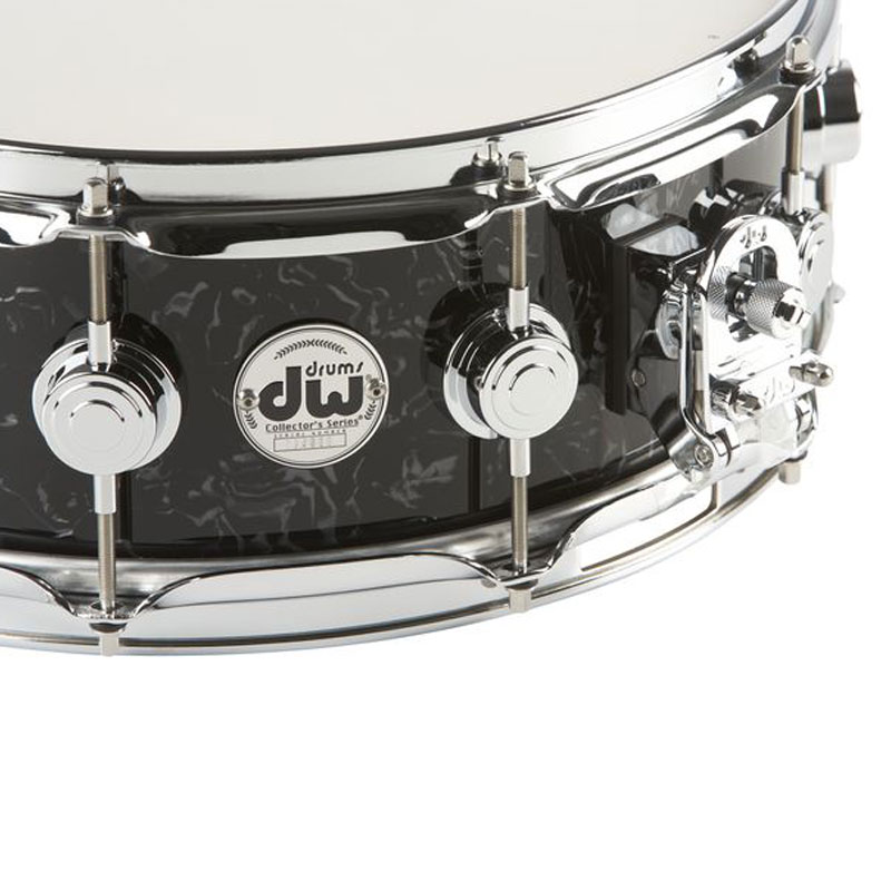 DW Collector Series Black Velvet 4.5x13 Snare