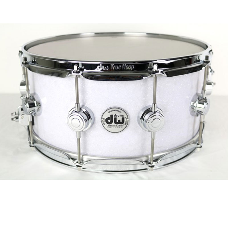 DW Collector SeriesWhite Maple 4.5x13 Snare