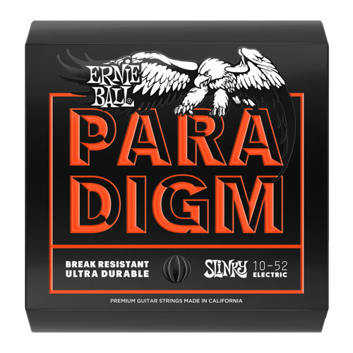 Ernie Ball 2015 Paradigm Electric Guitar String, Skinny Top Heavy Bottom