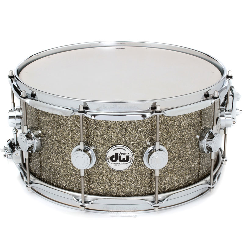 DW Collector Series Gold Galaxy 6x10 Snare