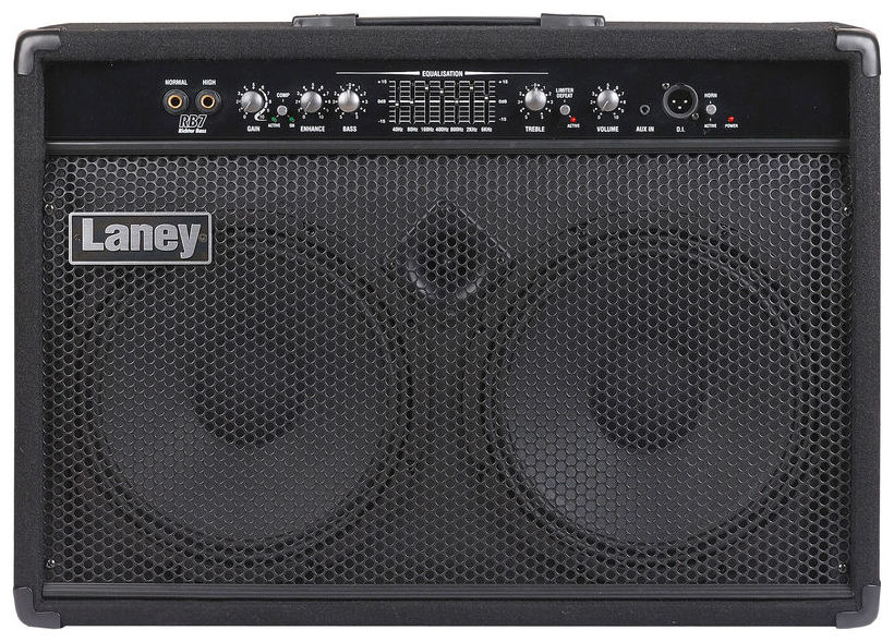 Laney Richter RB7 Bass Combo