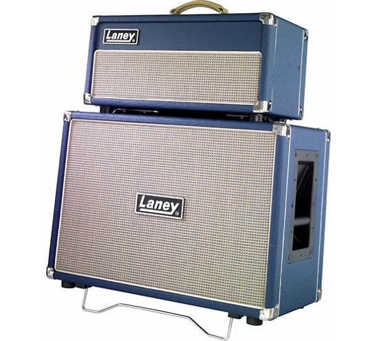 Laney Lionheart LT212 60W 2x12 Guitar Extension Cabinet ...