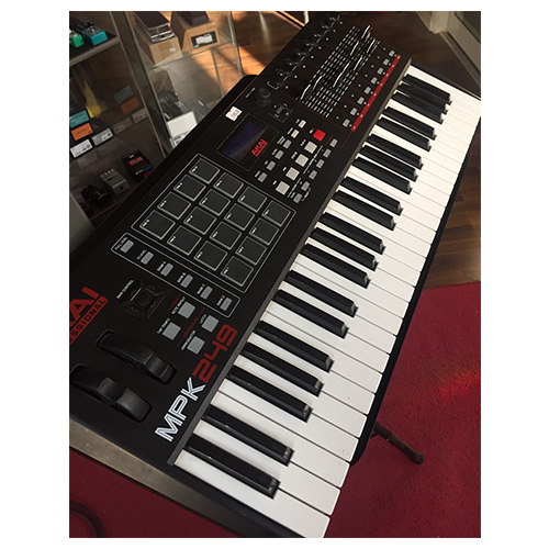Akai Professional MPK249 Keyboard Controller (Preloved)