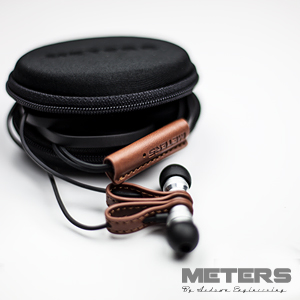 M-Magnetic-Ears Tan In-Ear Headphone
