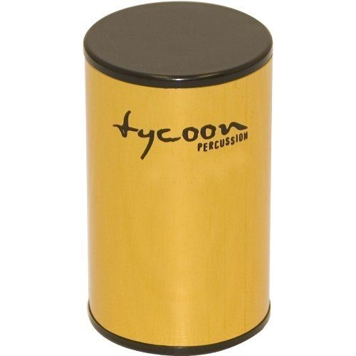 "Tycoon Percussion TASG 3 3"" Golden Shaker"