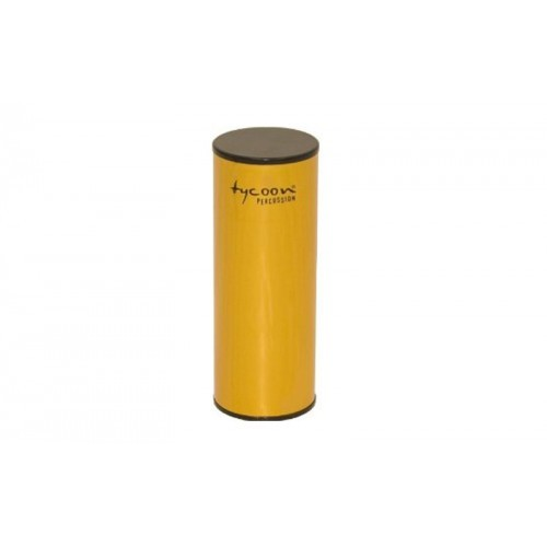 "Tycoon Percussion Golden Color Shaker 5"" (TASG5INCH)"