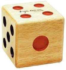 Tycoon Percussion TDSL  Dice Shaker (Large)