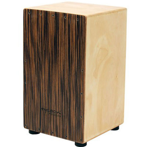 Tycoon Percussion Ebony Cajon TKE-29