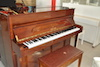 Young Chang Y114 Polished Walnut Upright Piano