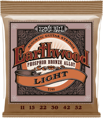 Ernie Ball 2148 Acoustic Phospor Bronze Light