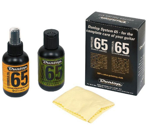 Dunlop 6501 Formula 65 Guitar Polish Kit