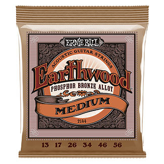 Ernie Ball 2144 Acoustic Phosphor Bronze Medium