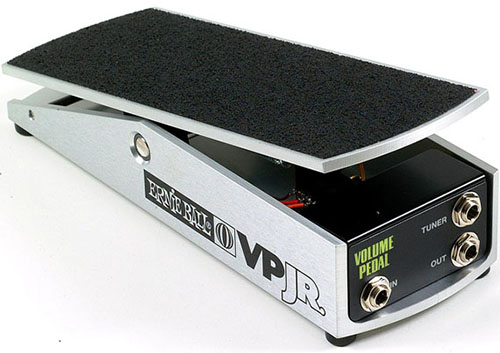 Ernie Ball 6180 VP JR 250K Volume Pedal for Passive Electronics