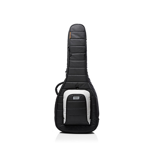 MONO M80-2A-BLK Dual Acoustic/Electric Guitar Case