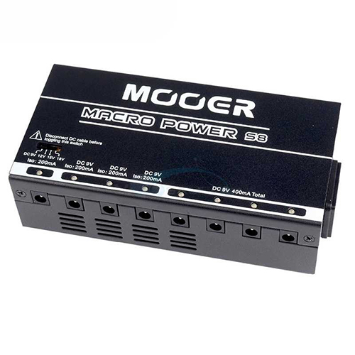 Mooer Macro S8 Power Supply
