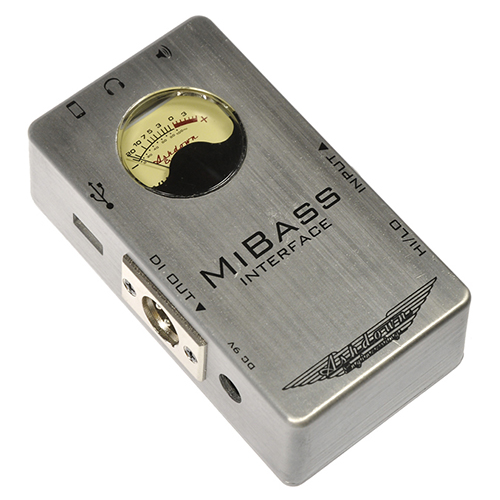 Ashdown MIBASS Digital Audio Interface and Bass DI