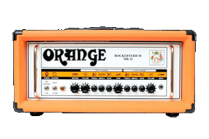 Orange Rockerverb MK2 50w head